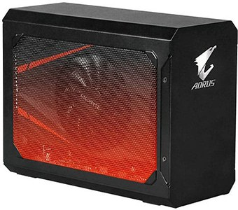 gigabyte aorus gaming box external graphics card