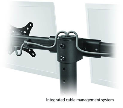 monitor cable management