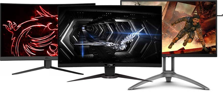 1440p 165hz Curved Gaming Monitors