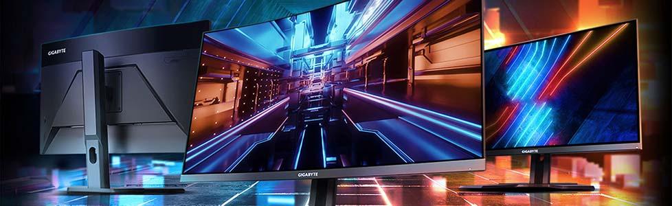 gigabyte gaming monitors