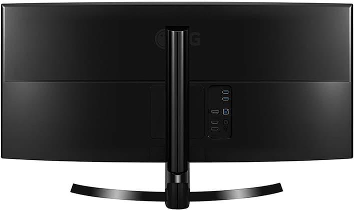 lg 34uc80 monitor back