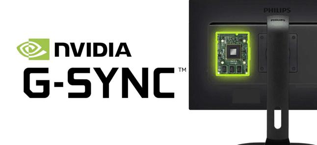 nvidia g sync module