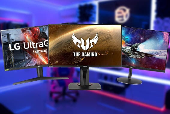 best gaming monitors under 400 usd