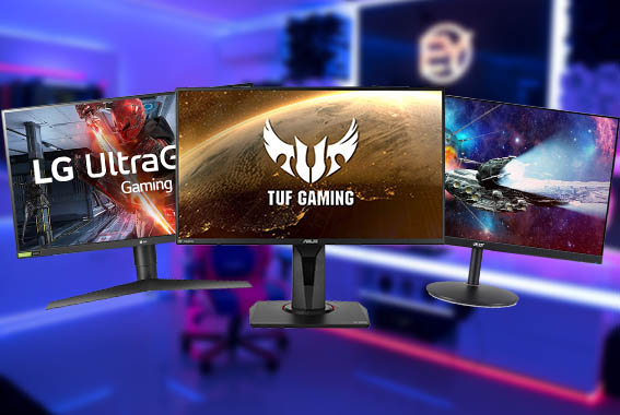 best gaming monitors under 400 usd