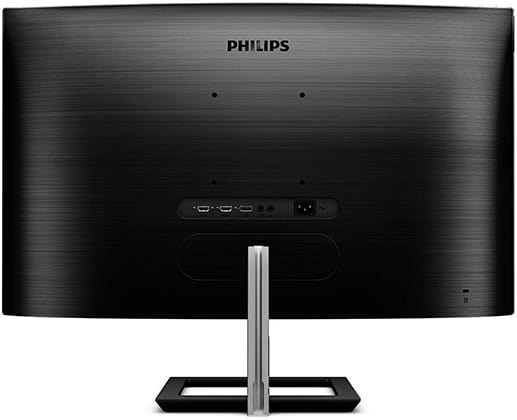 philips 328e1ca monitor back side