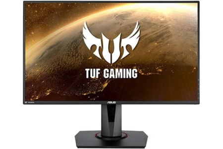 asus vg279qm monitor front