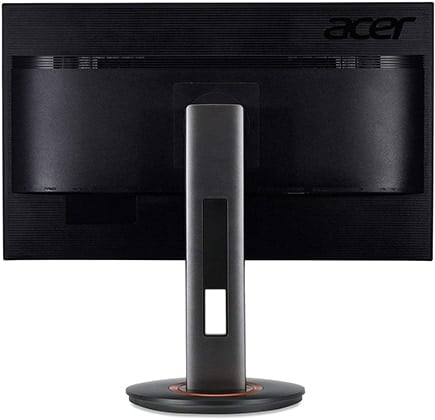 acer xf250q monitor back