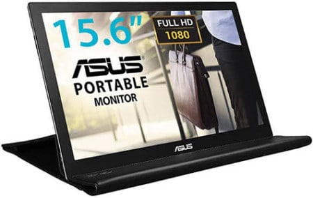 asus mb169b+ portable monitor