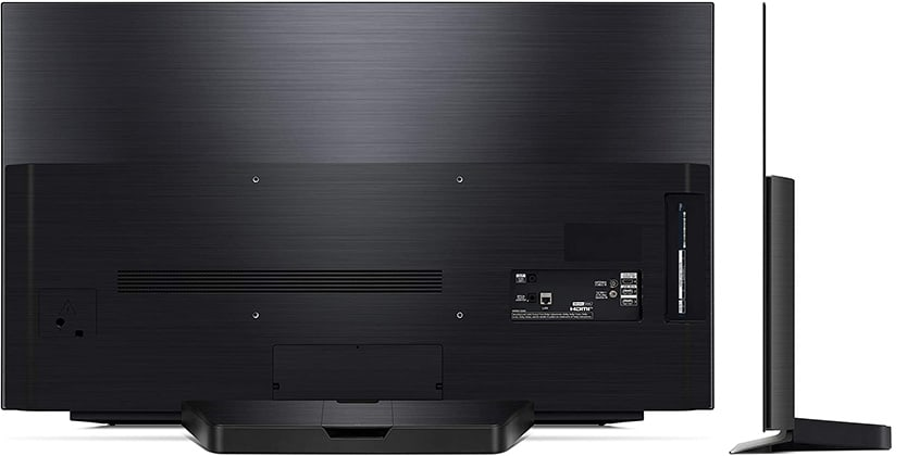 lg oled cx tv design