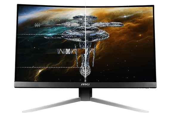 monitor screen tearing