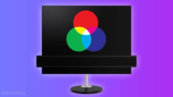 Calibrate TV