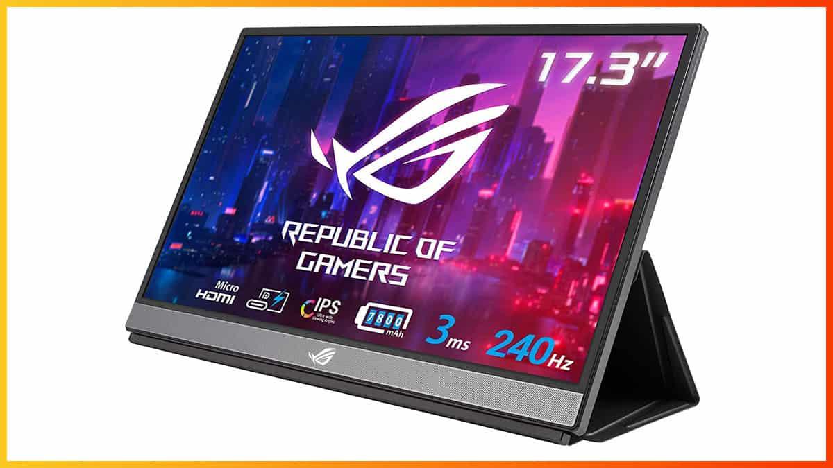ASUS ROG Strix XG17AHP Monitor Review