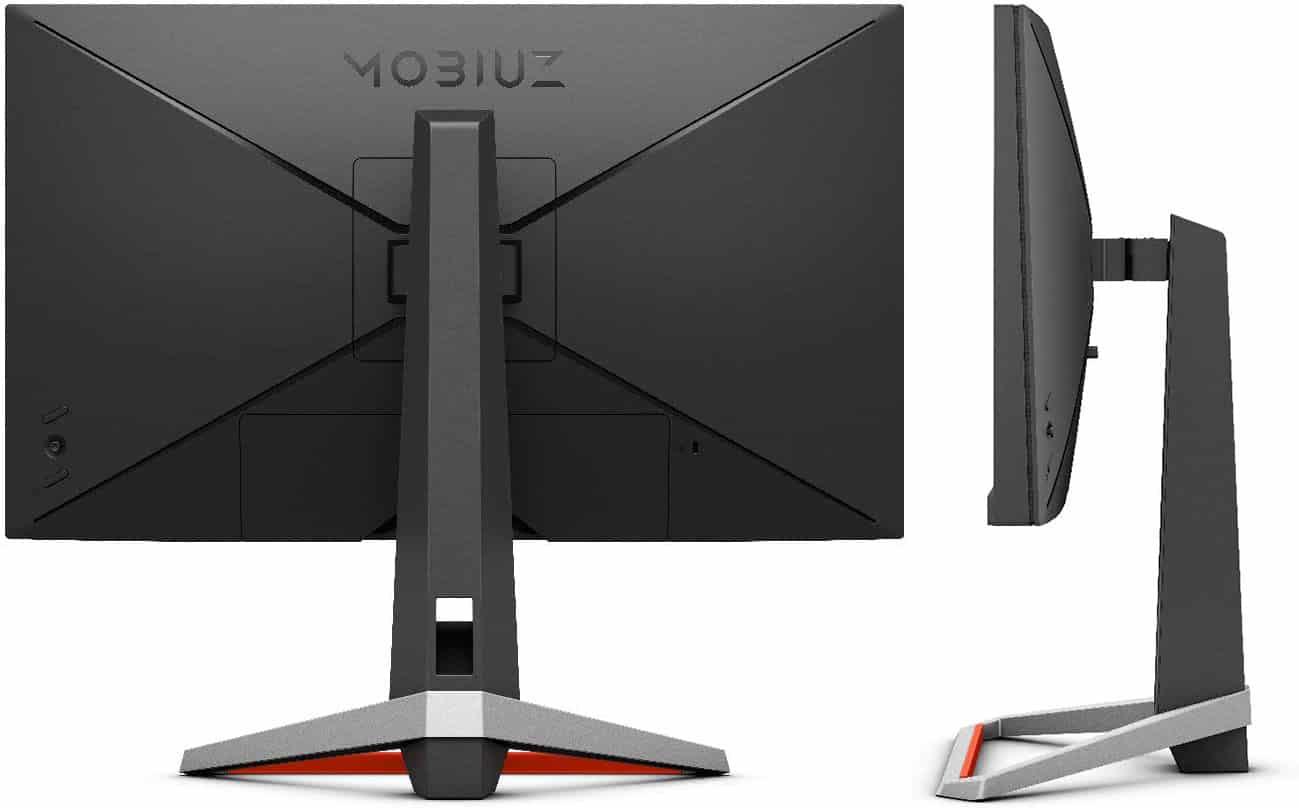 benq mobiuz ex2510 design