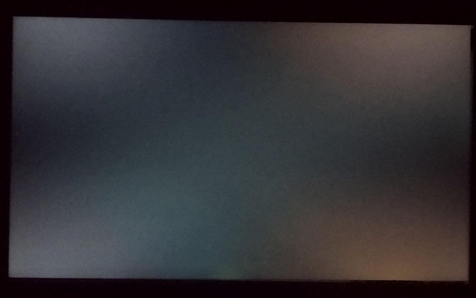 monitor ips glow
