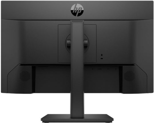 hp 24mh monitor back