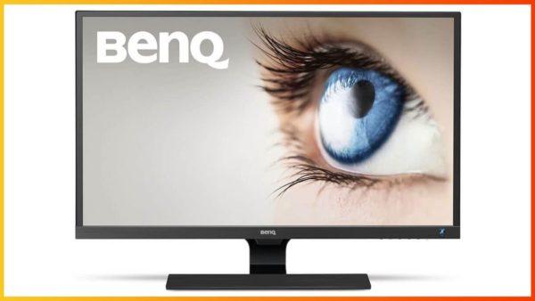 BenQ EW3270ZL Review