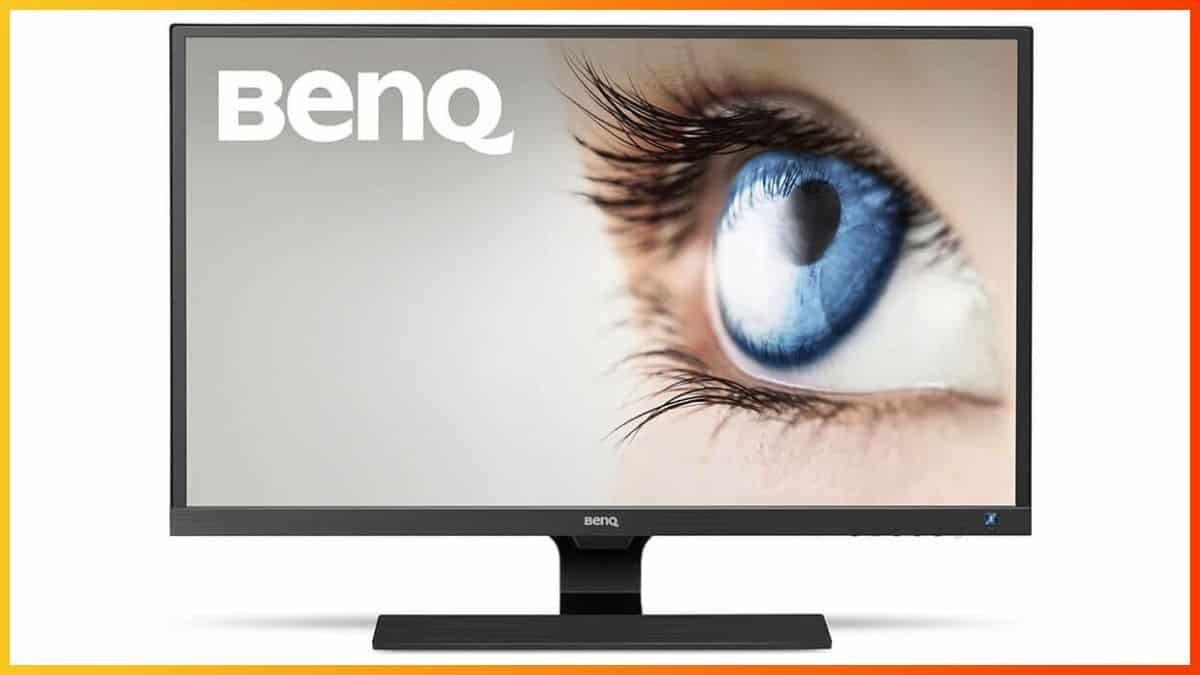 BenQ EW3270ZL Review
