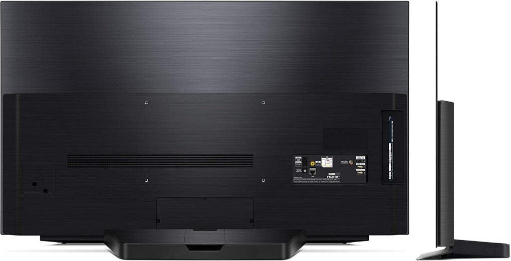 LG OLED48CX Design