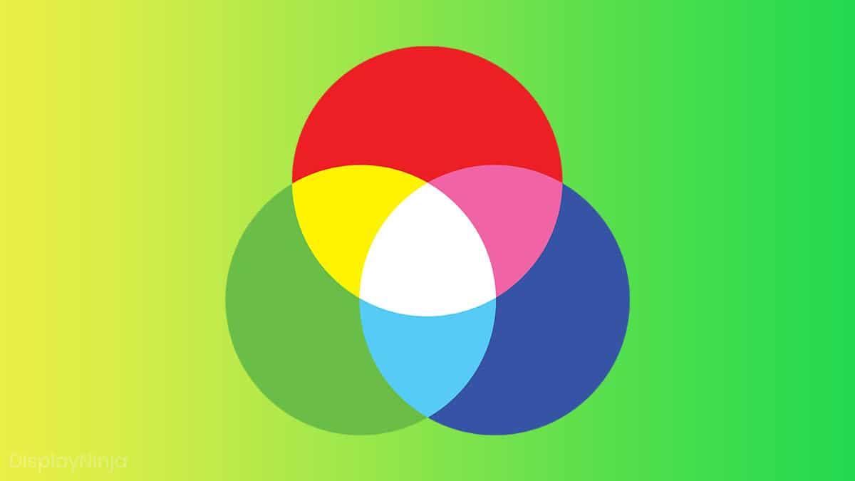 RGB vs BGR Subpixel Layout