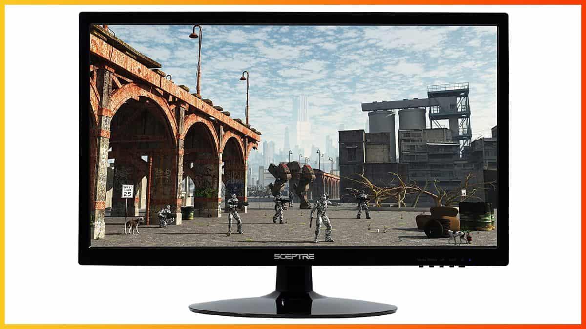 Sceptre E205W 1600 Review