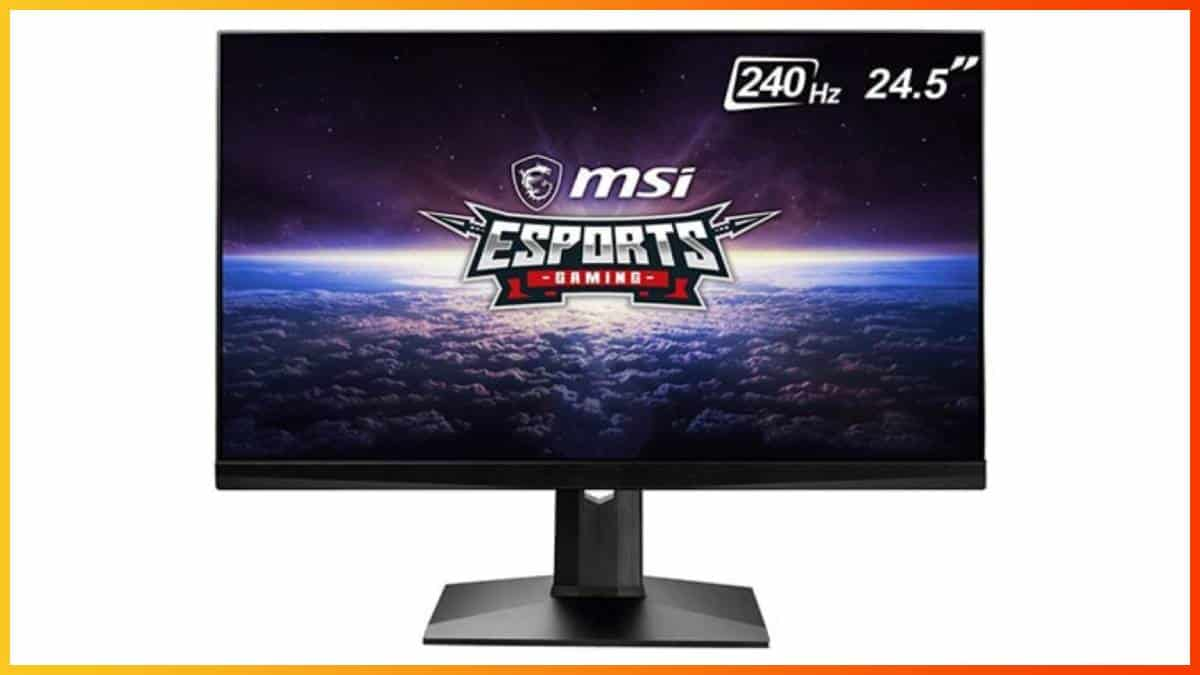 msi mag251rx review