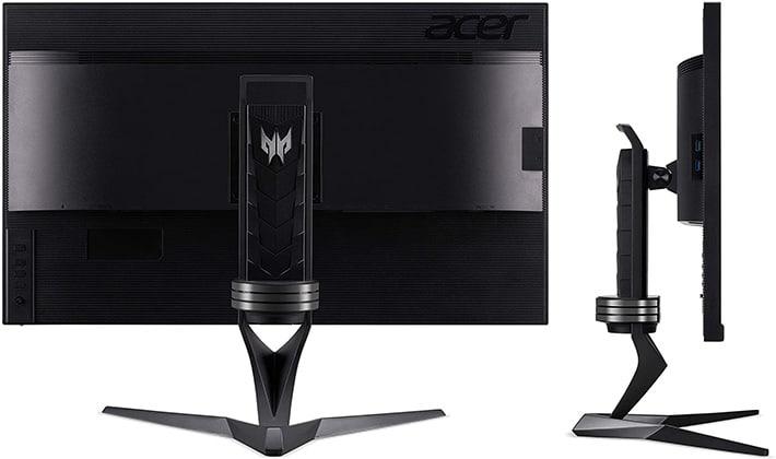 Acer XB323UGP Back