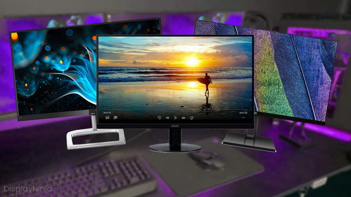 Best Gaming Monitors Under 100 USD