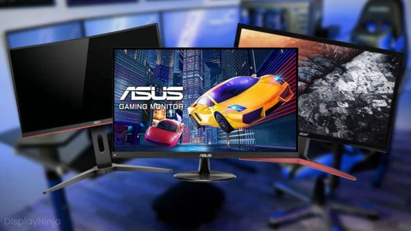 Best Gaming Monitors Under 150 USD