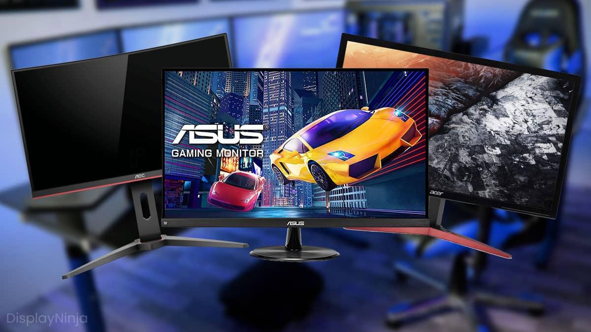 Best Gaming Monitors Under 150 USD