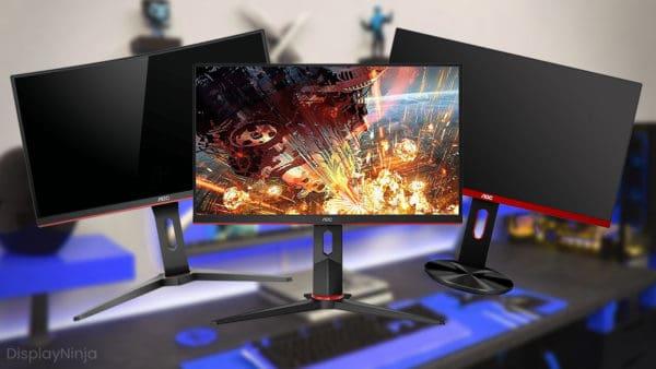 Best Gaming Monitors Under 200 USD