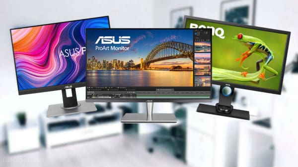Best Monitors For Photo and Video Editing