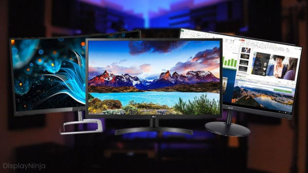 Best gaming Monitors For PS4 And Xbox One