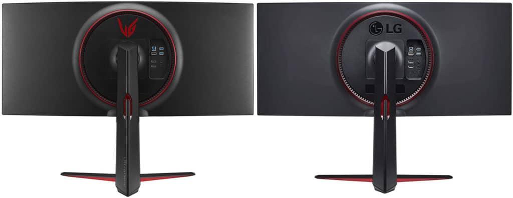 LG 34GN850 vs LG 34GP83A