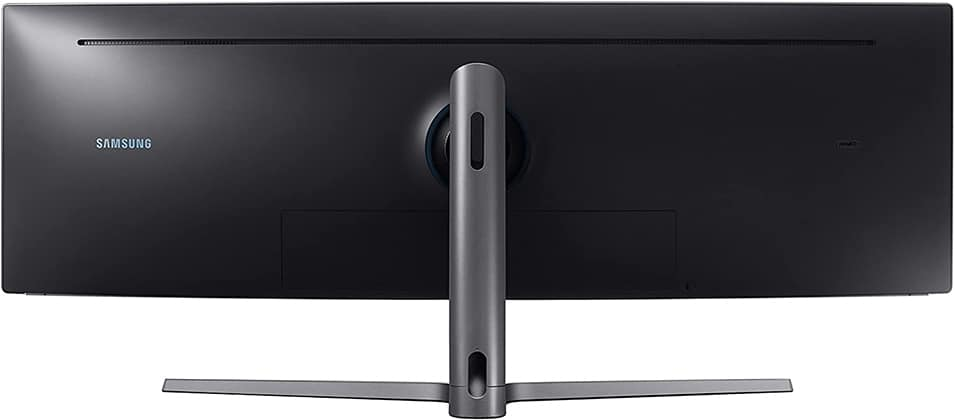 Samsung C49HG90 Monitor Back
