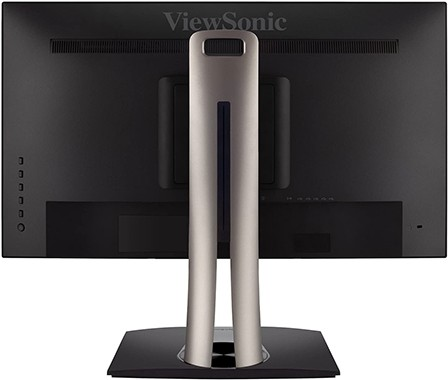 ViewSonic VP2768 4K PRO Monitor Back