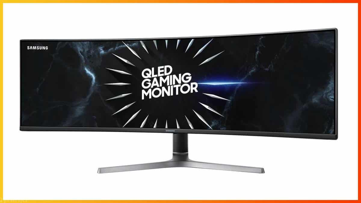 Samsung C49rg9 Crg9 Review 2021 Super Ultrawide Monitor