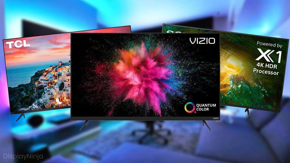Best 43 inch TVs