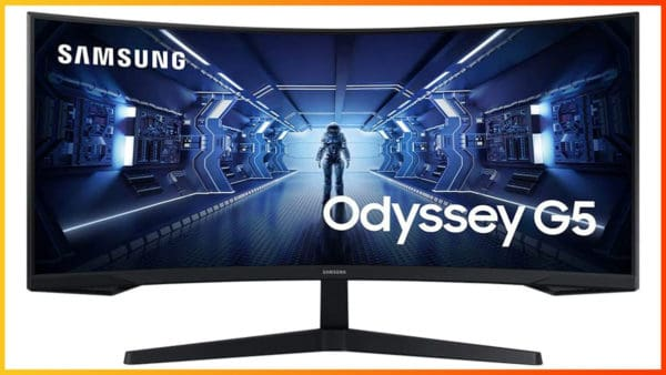 Samsung C34G55T Review