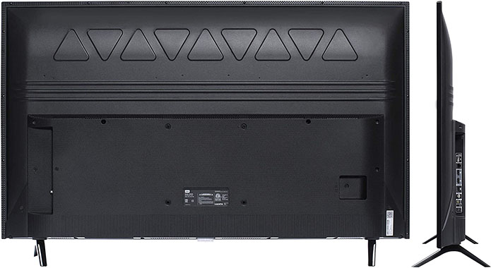 TCL 50S425 TV Back