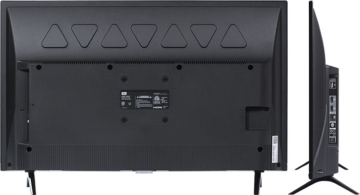 TCL S327 TV Design