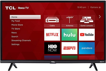 TCL S327 TV