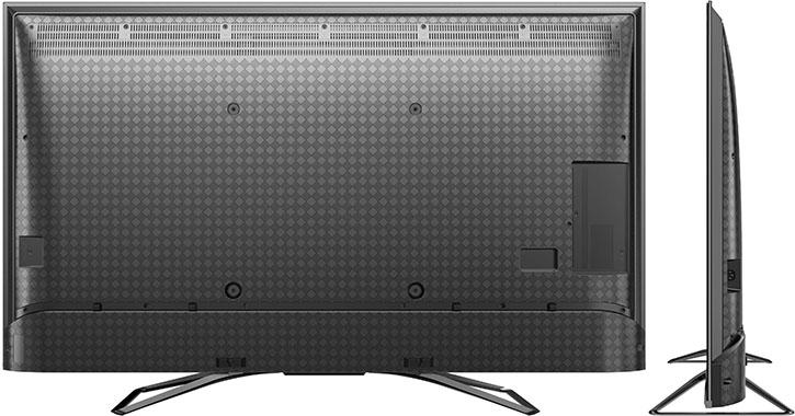 Hisense 55H9G TV Back