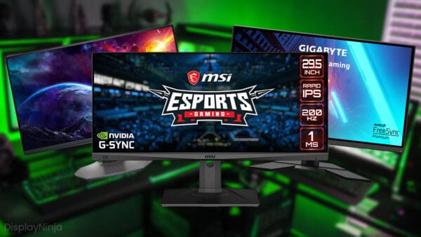 Best Gaming Monitors Under 300 USD