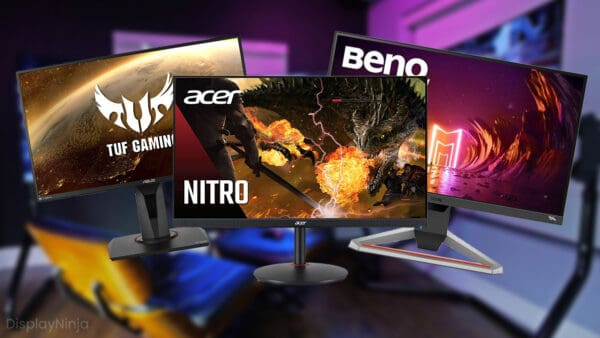 Best Monitors For FPS Games