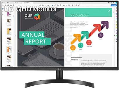 LG 32QN600 Monitor