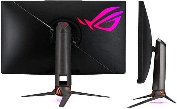ASUS ROG Swift PG32UQX Monitor Design