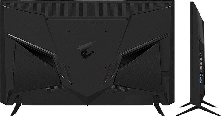 Gigabyte Aorus FV43U Monitor Design