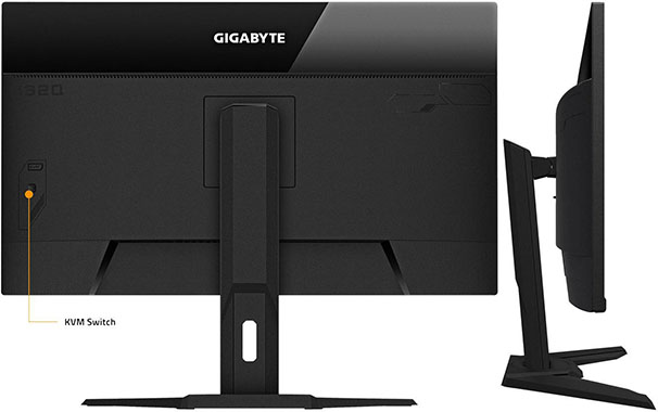 Gigabyte M32Q Design
