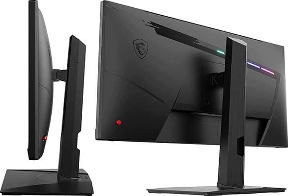MSI MAG301RF Monitor Design