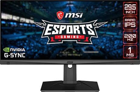 MSI MAG301RF Monitor
